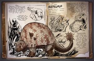 dossier doedicurus