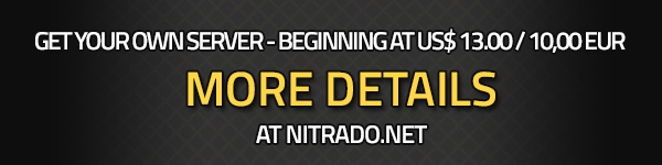 Private Multiplayer Servers - nitrado