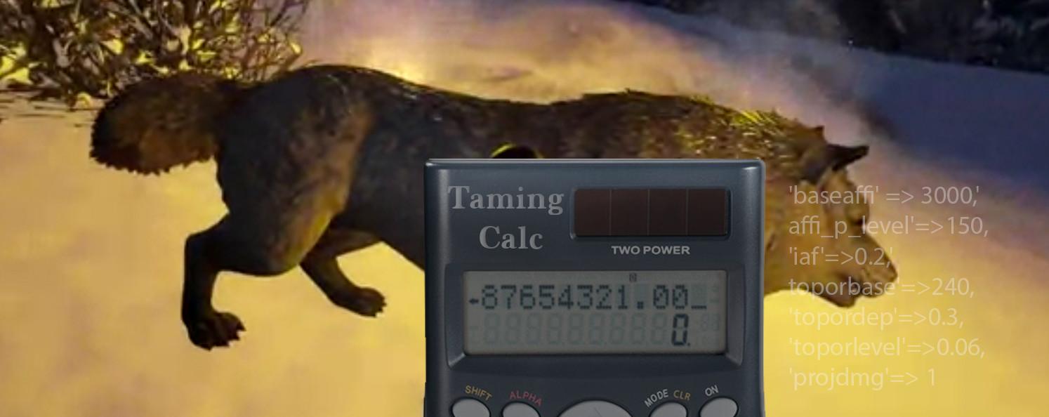 tamingcalc