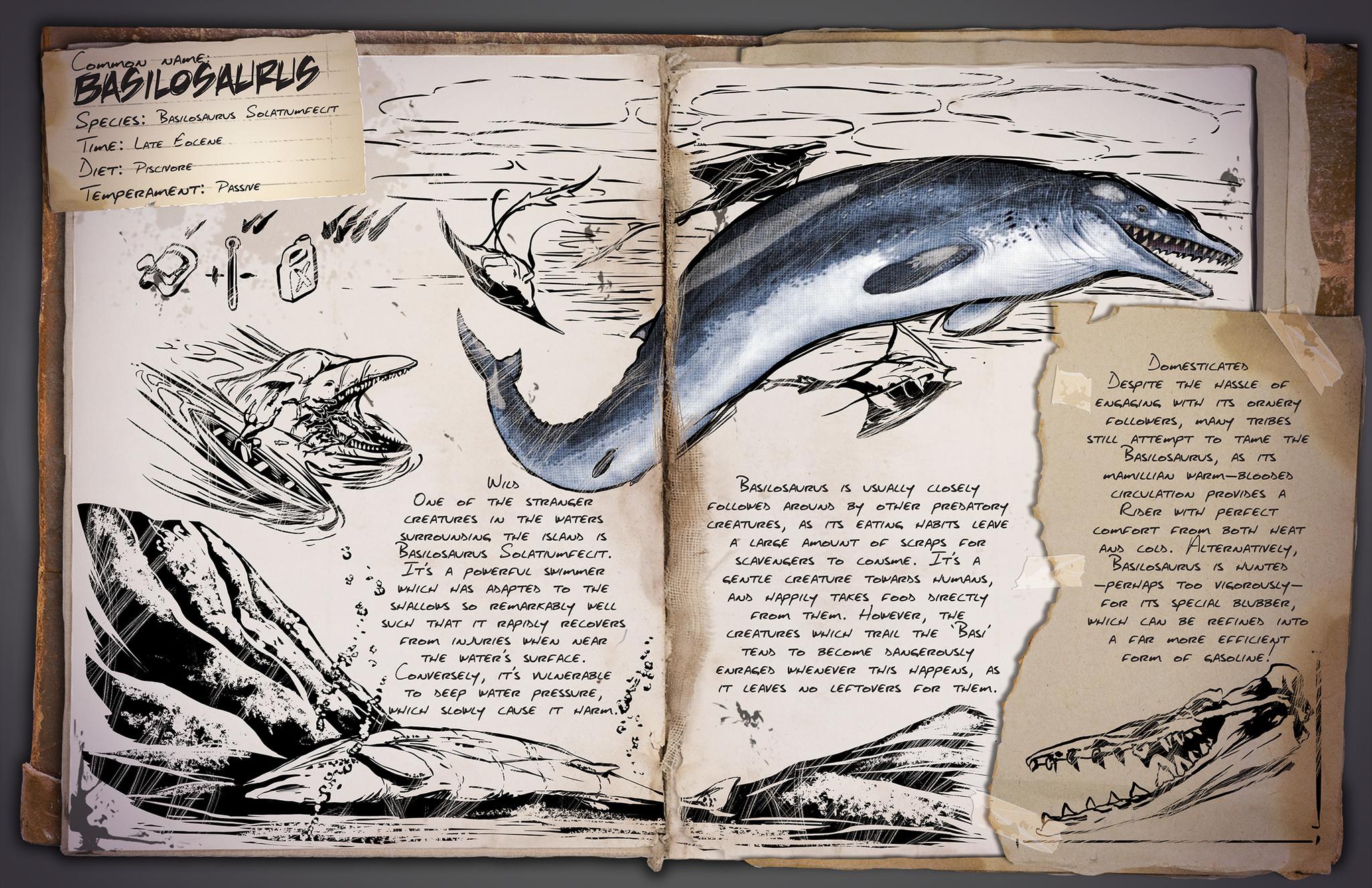 Deutsches Dino Dossier: Basilosaurus