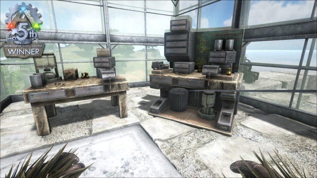 ARK: Survival Evolved Modding Contest Winners - Mods - ARK