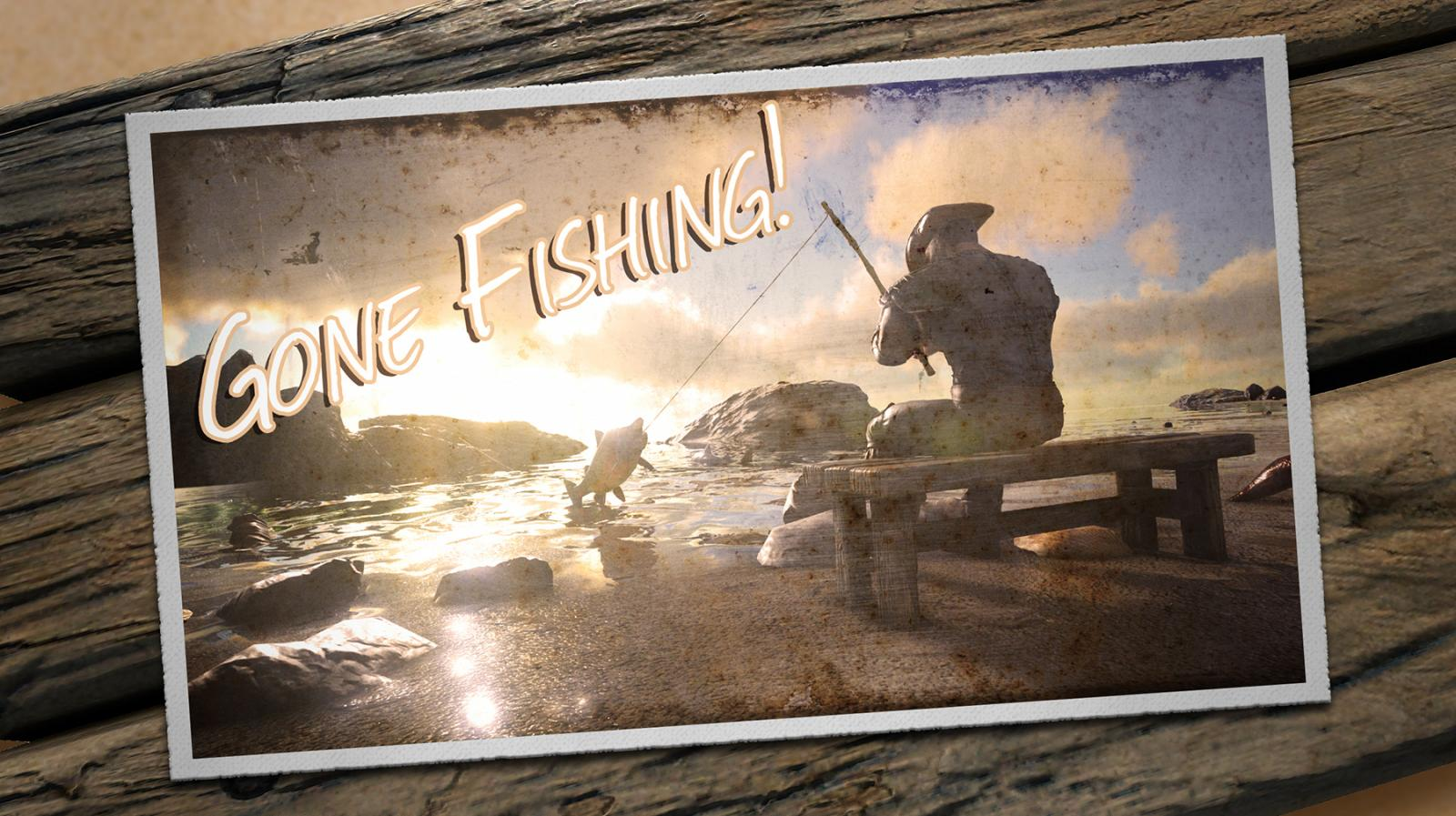Let´s Go Fishing!