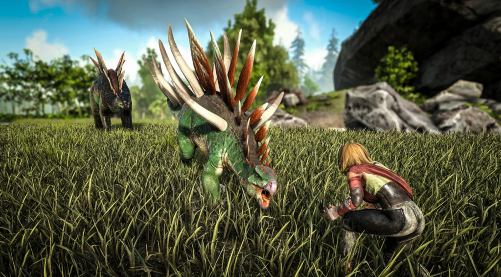 Dino Dossier: Kentrosaurus - ARK: Survival Evolved