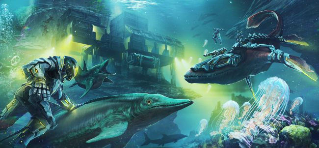 wyvern spawnen ark