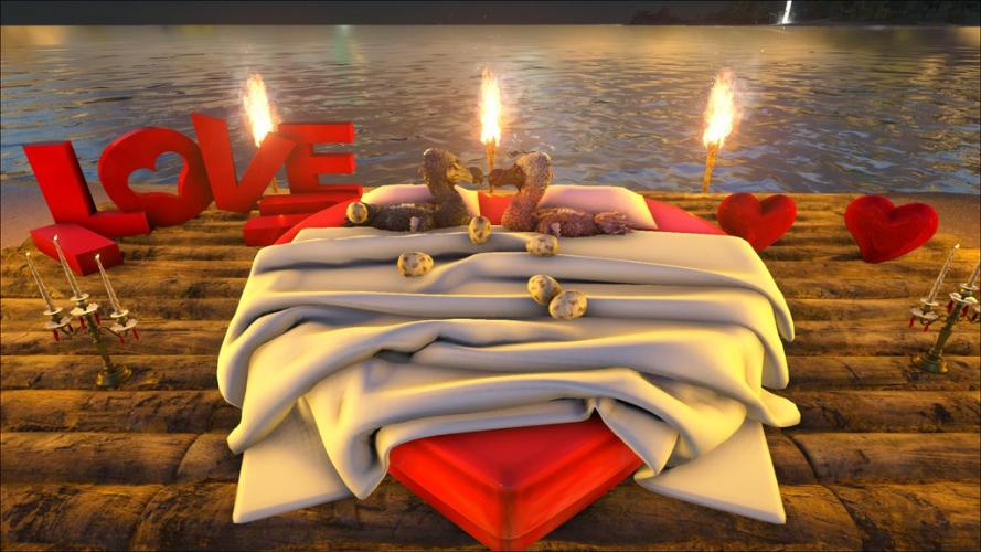 ARK Survival Evolved Valentine s Day Event ARK