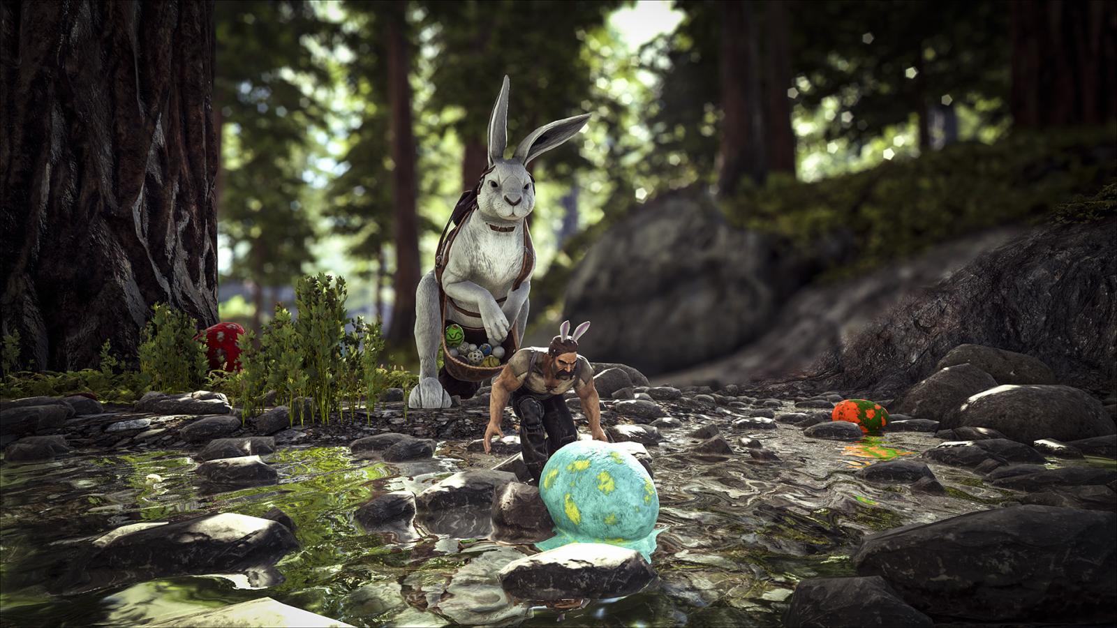 ARK: Survival Evolved – Easter Event -Eggcellent Adventure Pt 2