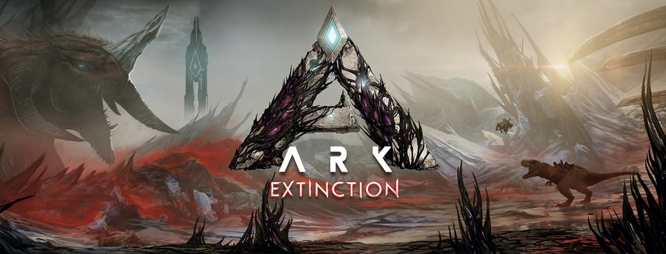 ARK: Extinction! Release announced – New Expansion Pack in Autumn!