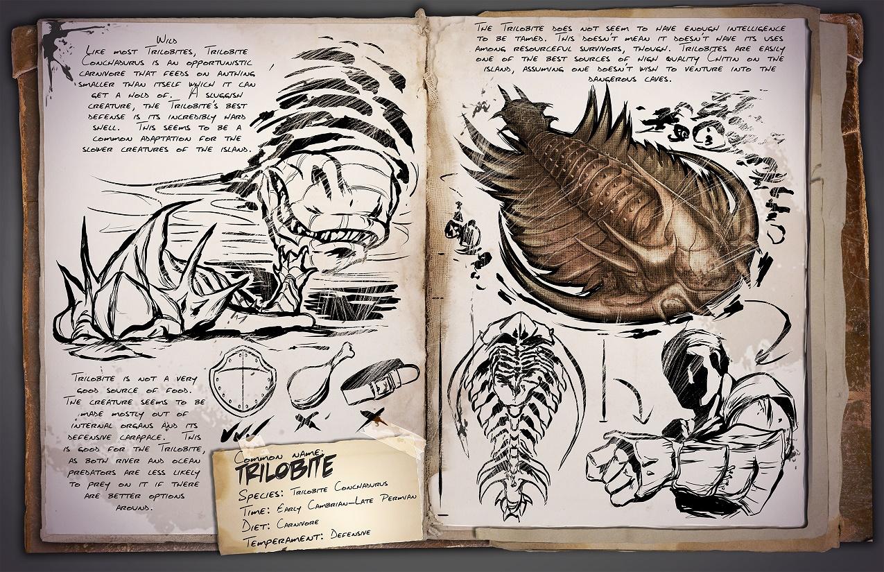 Dino Dossier: Trilobite