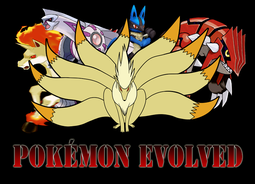 Pokemon Evolved – ARK: Survival Evolved Total Conversion Mod