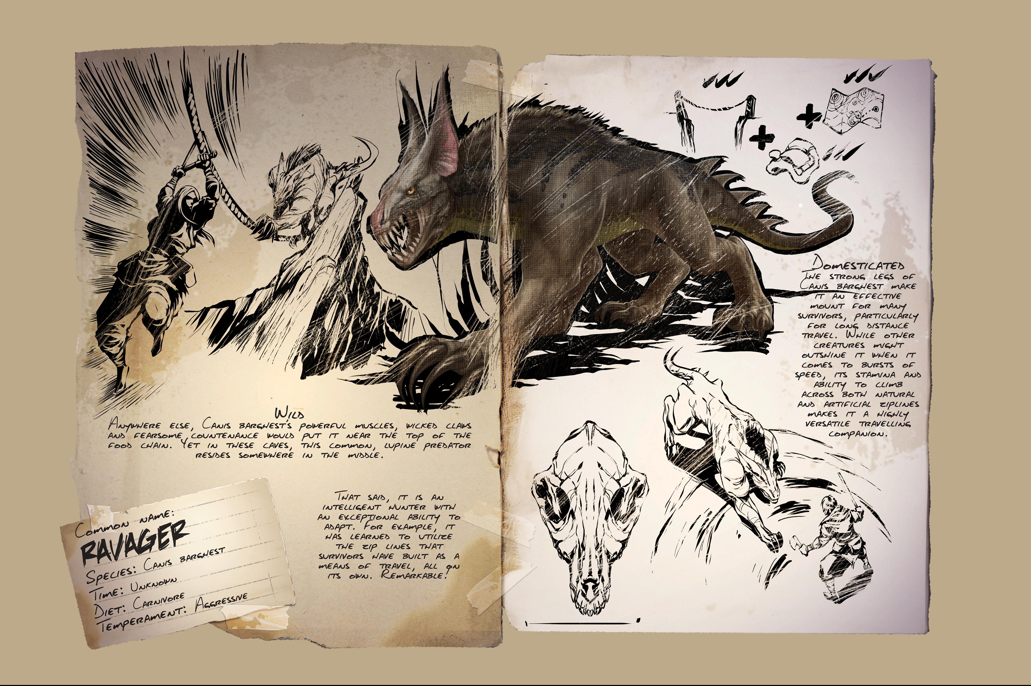 Deutsches Dino Dossier: Ravager