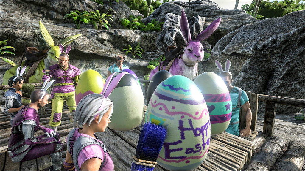 Eggcellent Adventure – Easter Event!